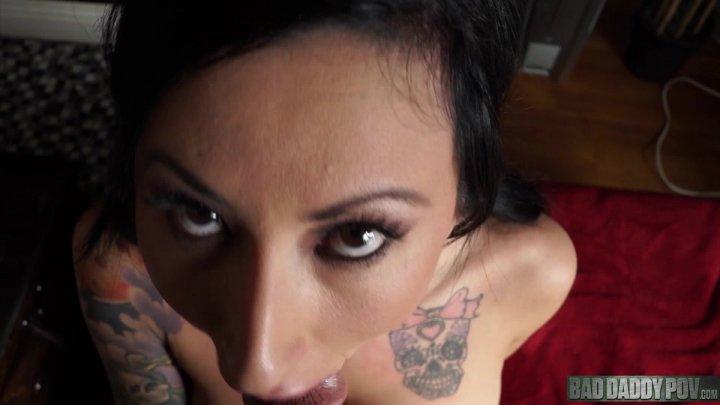 Streaming porn video still #1 from Naughty Tattooed Girls