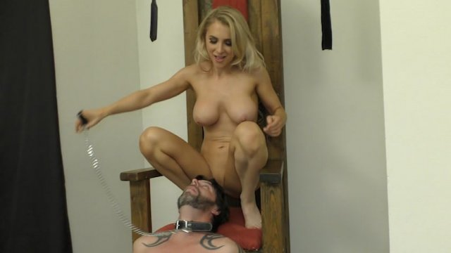 Streaming porn video still #1 from Mean Dungeon 9