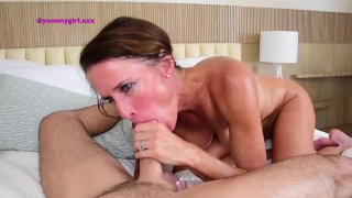 Streaming porn video still #9 from Porn Star Blowjob Collection #1