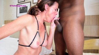 Streaming porn video still #3 from Porn Star Blowjob Collection #1