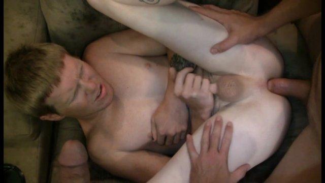 Streaming porn video still #4 from Bareback Teenage Wasteland