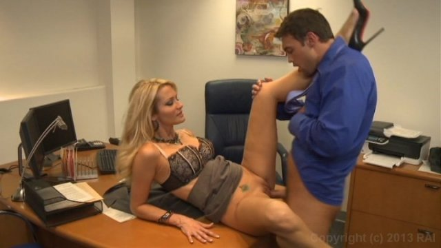 Streaming porn video still #1 from Office Encounters
