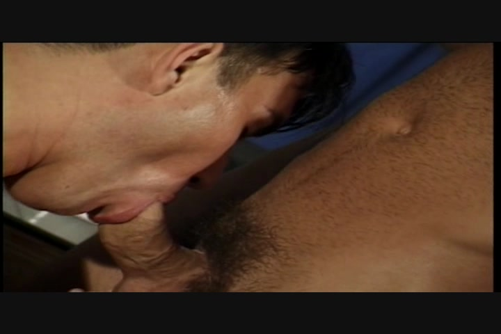 Gays ass fucking ends with cumshot