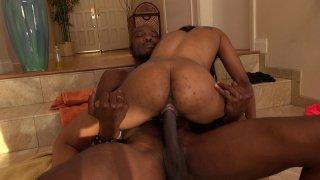 Streaming porn video still #8 from Black Apple Bottoms