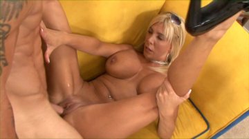 blonde busty wife Bang wife please