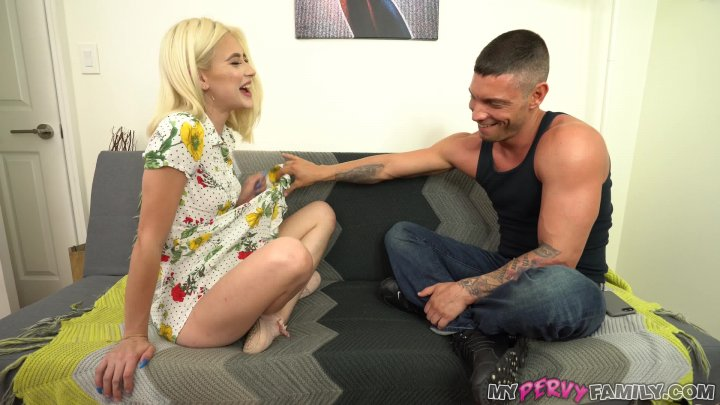 Streaming porn video still #3 from My Step Sis Swallows 4