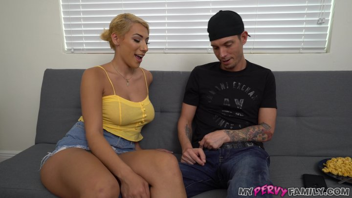 Streaming porn video still #4 from My Hot Horny Cousin 2