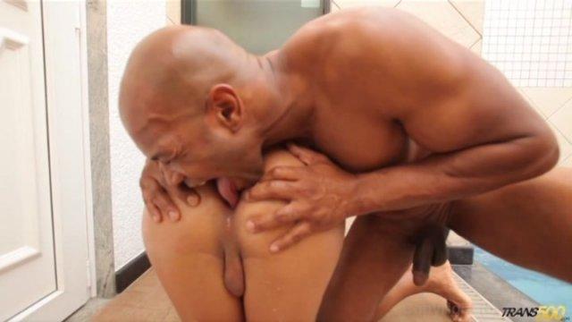 Streaming porn video still #3 from Big Booty T Girls