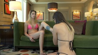 Streaming porn video still #1 from Casey Kisses & Korra del Rio 2