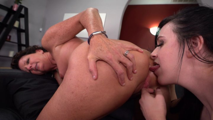 Streaming porn video still #4 from Are You Rough Enough? 5