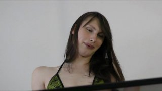 Streaming porn video still #2 from She-Male Strokers 84