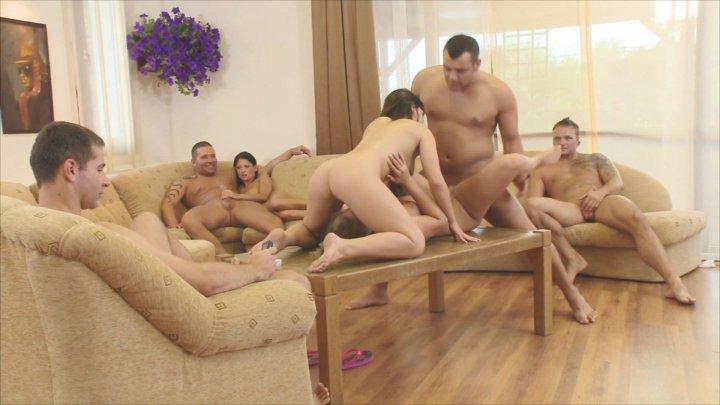 Lesbian Group Sex Porn Pics