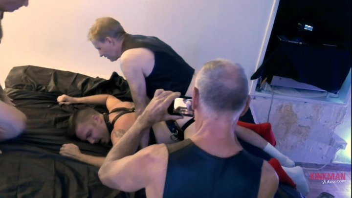 Streaming porn video still #1 from Kinkfest 10: The Best Of Kevin Masters