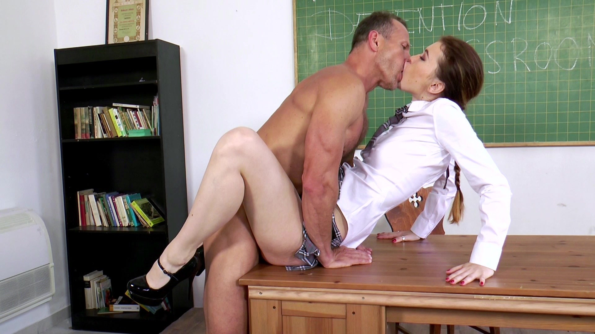 School Teacher Sexy Film