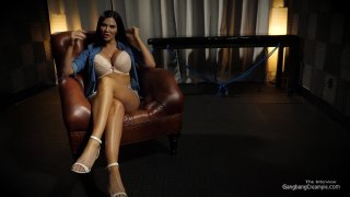 Streaming porn video still #2 from Gangbang Creampie: Bad Moms