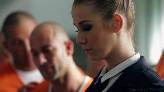 Streaming porn video still #8 from Prison