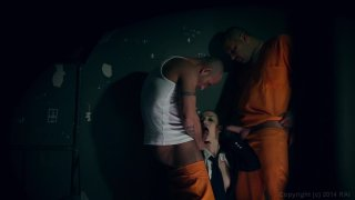 Streaming porn video still #2 from Prison