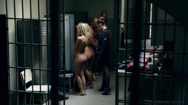 Streaming porn video still #1 from Prison