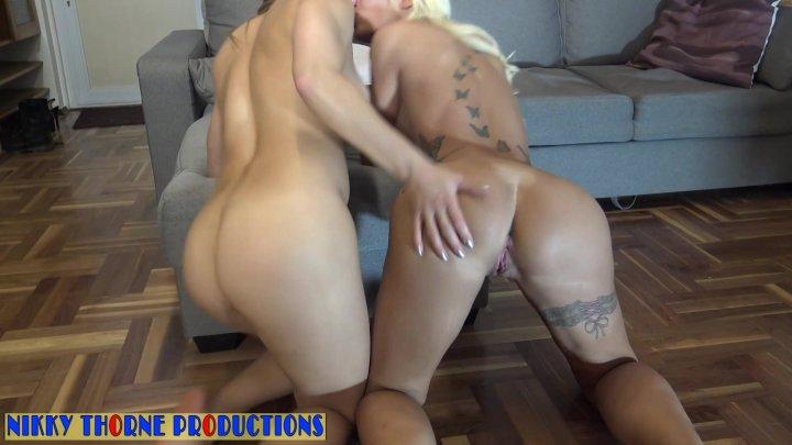 Streaming porn video still #3 from My Lesbian Fantasies Vol. 82