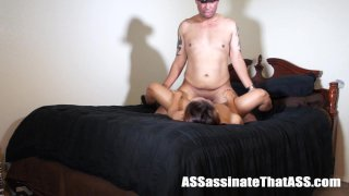 Streaming porn video still #6 from Booty Assassin Volume 3