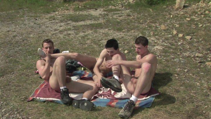 Streaming porn video still #3 from Schoolboys Fuck Party