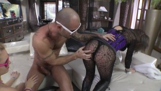 Streaming porn video still #2 from Rocco's Dirty Girls #3
