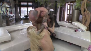 Streaming porn video still #9 from Rocco's Dirty Girls #3