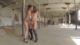 Streaming porn video still #4 from Nacho's Nasty Threesomes