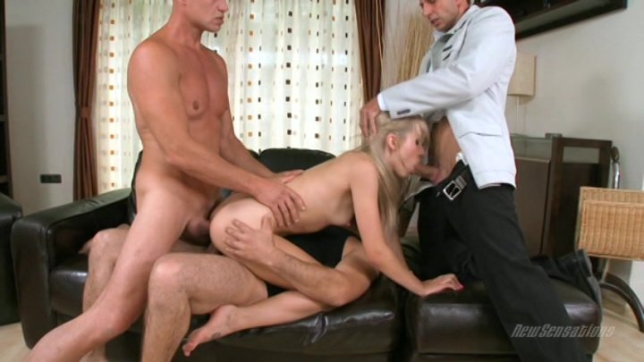 Streaming porn video still #1 from Threesomes & Foursomes 3