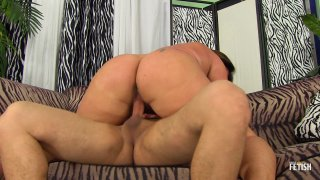 Streaming porn scene video image #7 from Younger Guy Gets Lucky With Thick Granny