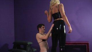 Streaming porn video still #5 from Inadequate Sissy Slut