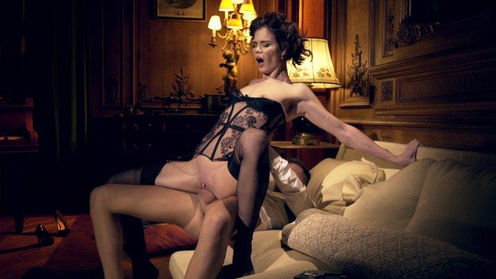 Streaming porn video still #5 from Pornochic Claire & Lana