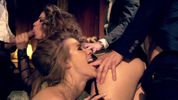 Streaming porn video still #1 from Pornochic Claire & Lana
