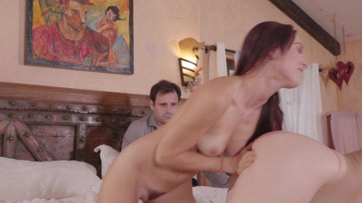 Streaming porn video still #1 from Lesbian Cuckold Affairs 2
