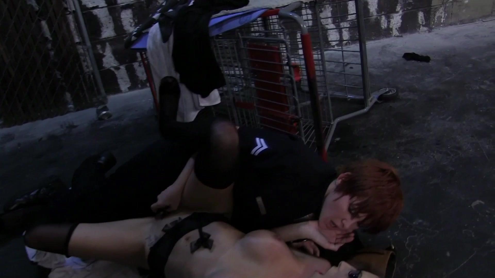 dirty cop porn