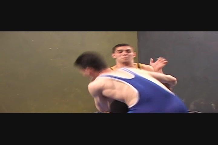 Hardcore wrestling scene 1