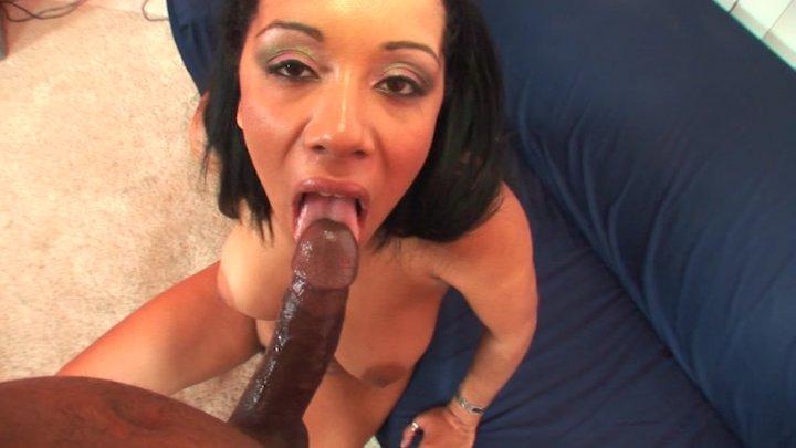 Dirty ebony video #1
