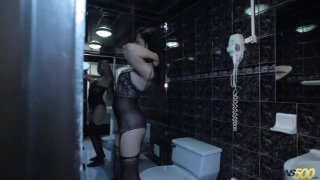 Streaming porn video still #1 from Transsexual Sexcapades 11