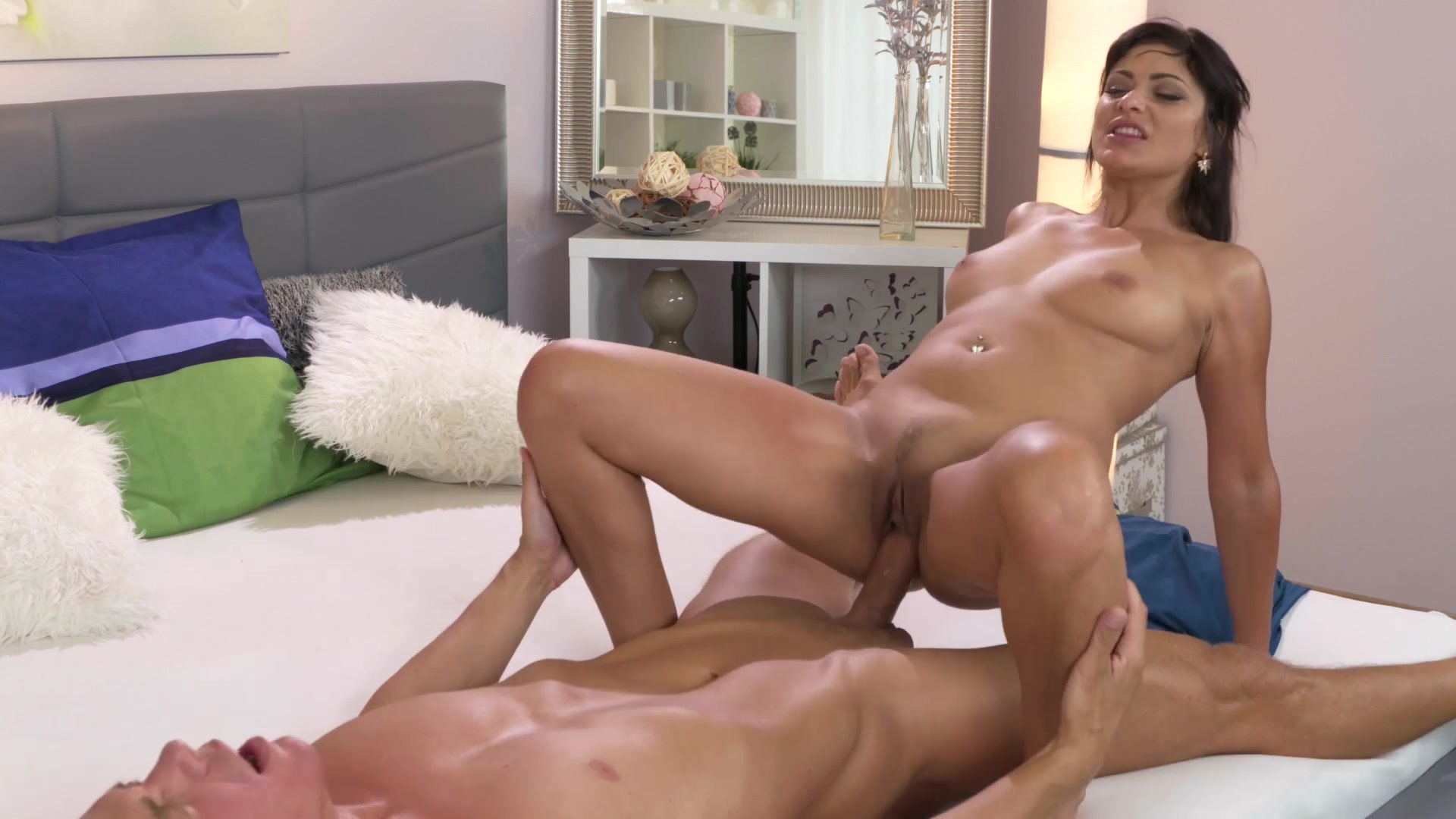 Dark haired beauties porn, clitorus having orgasm video