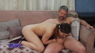 Streaming porn video still #2 from Stepdad Gets Fucked