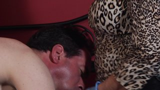Streaming porn video still #8 from Stepdad Gets Fucked