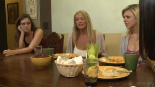 Streaming porn video still #1 from Mother-Daughter Exchange Club Part 36