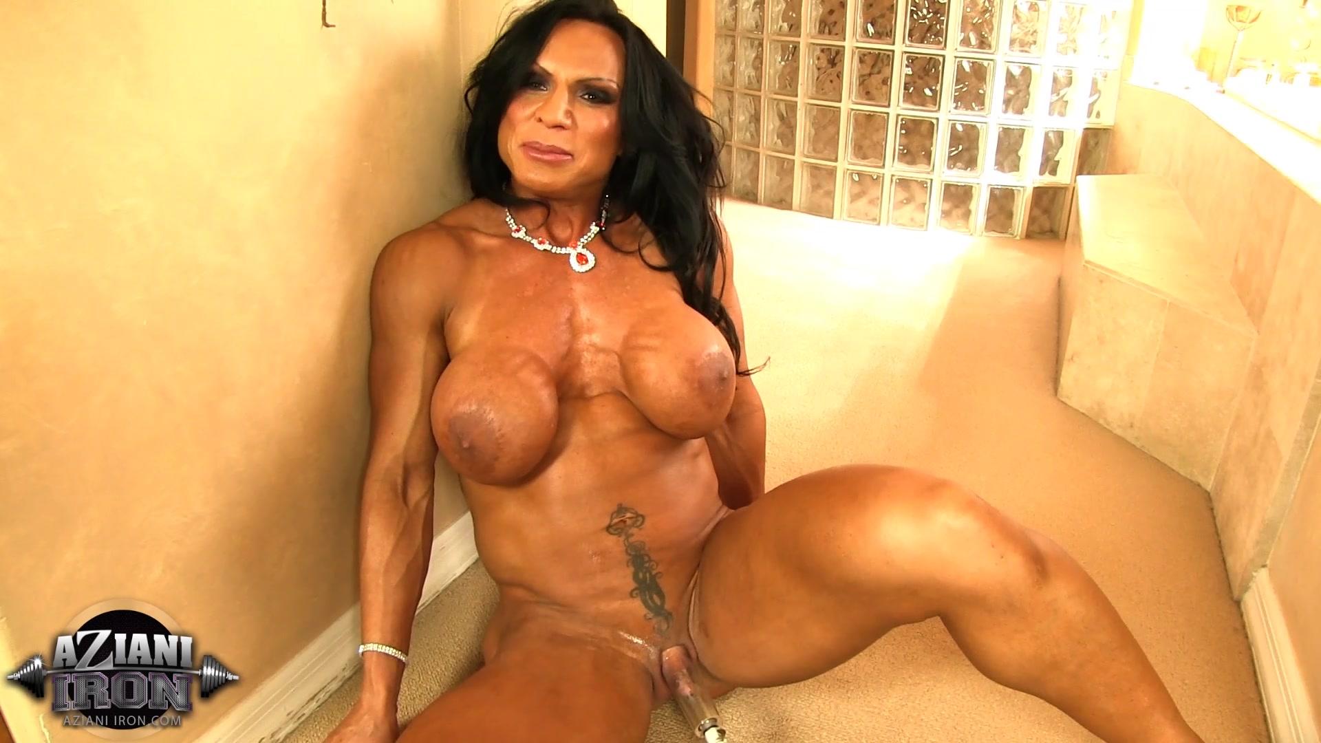 Секс фото бодибилдерш, Подборка голых женщин бодибилдерш - секс порно фото 20 фотография