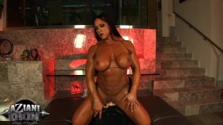 Streaming porn video still #9 from Aziani's Iron Girls 2