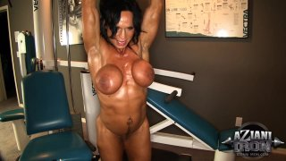Streaming porn video still #4 from Aziani's Iron Girls 2