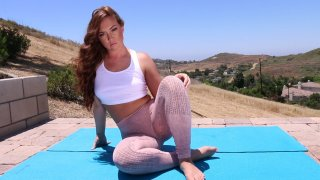 Streaming porn video still #1 from Yoga Pants