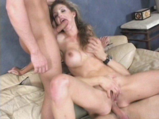Streaming porn video still #1 from Moms 3way Rendezvouz