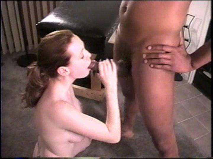 Amateur slut sucking n fucking that big fat cock - 5 9