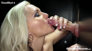 Streaming porn video still #4 from Gloryhole Secrets: Busty Edition 2