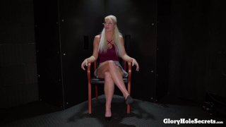 Streaming porn video still #1 from Gloryhole Secrets: Busty Edition 2